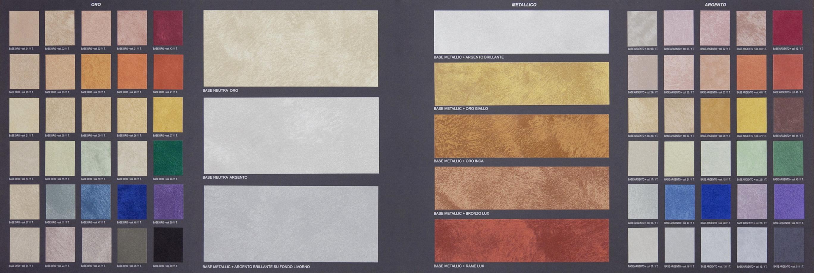 Eccellente cartelle colori pareti qb05 pineglen for Cartella colori pittura pareti