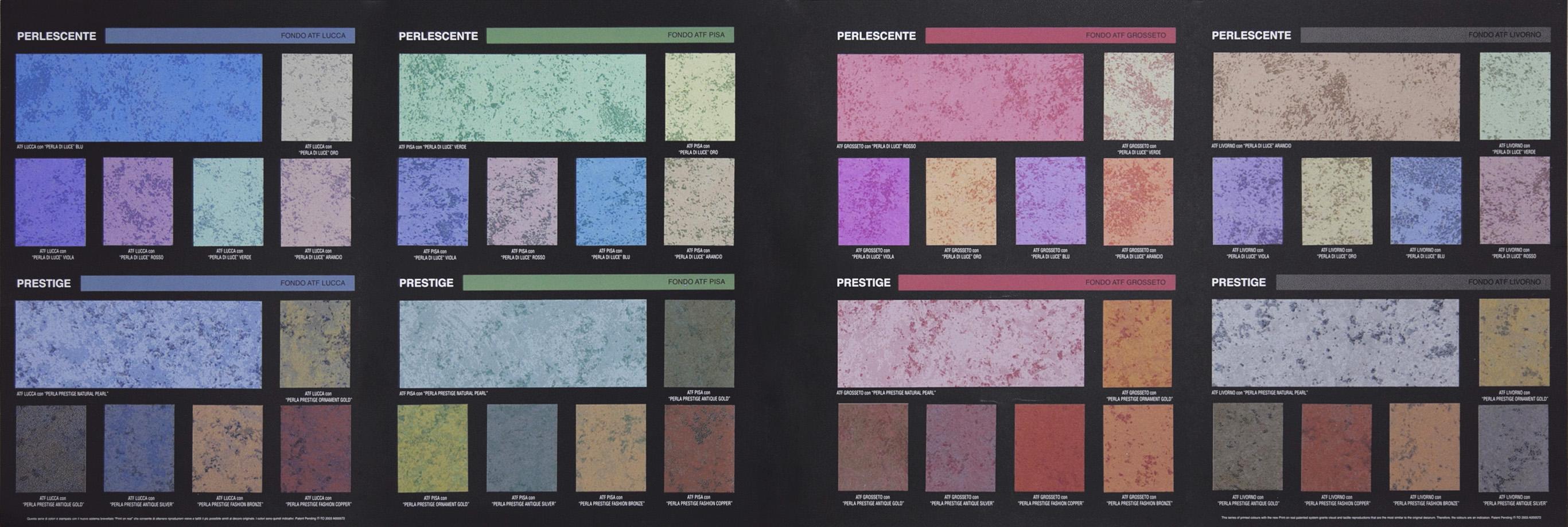 Terre fiorentine perlescenti prezzi | Colori per dipingere ...