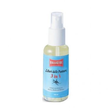 Ballistol spray - Liberi da Punture + Bracciale in Omaggio Prodotti Naturali