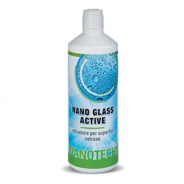 Nano Glass Active Prodotti nanotecnologici Ferderchemicals s.r.l