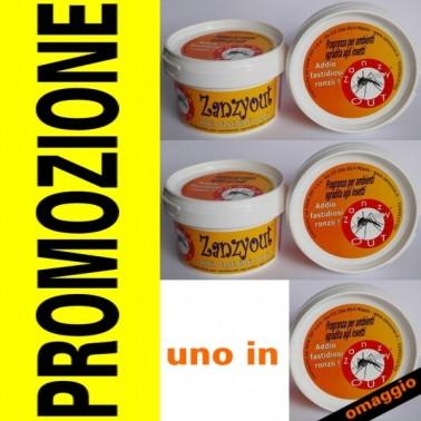 Offerta Zanzyout - Pacchetto Crystal Prodotti Naturali