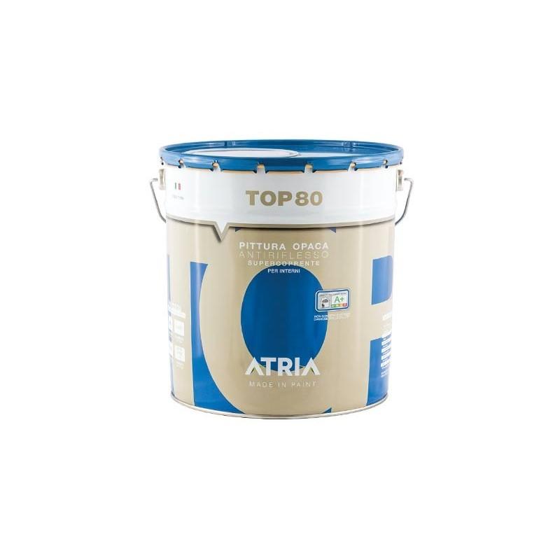 Atria Top 80 opaco antiriflesso Pitture murali speciali per interni Atria