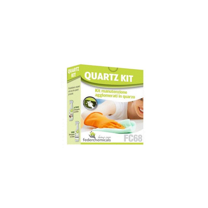 QUARTZ KIT - FC68 Ambienti domestici - pulizia manutenzione Ferderchemicals s.r.l