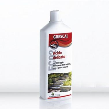 GRESCAL - FC02 Pavimentazione - pulizia manutenzione protezione Ferderchemicals s.r.l