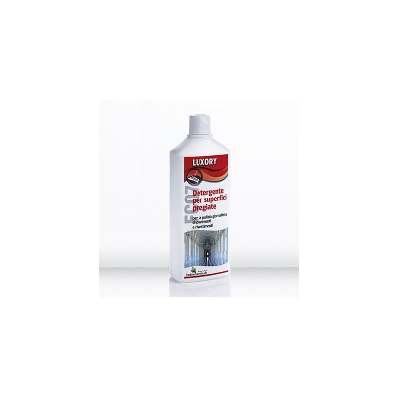 LUXORY - FC07 Pavimentazione - pulizia manutenzione protezione Ferderchemicals s.r.l