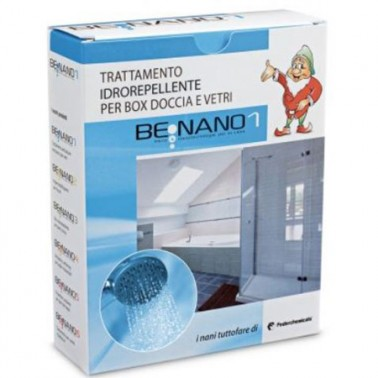 Kit Be Nano 1 Prodotti nanotecnologici Ferderchemicals s.r.l