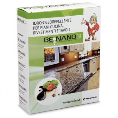 Kit Be Nano 3 Prodotti nanotecnologici Ferderchemicals s.r.l