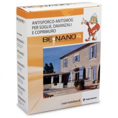 Kit Be Nano 4 Prodotti nanotecnologici Ferderchemicals s.r.l