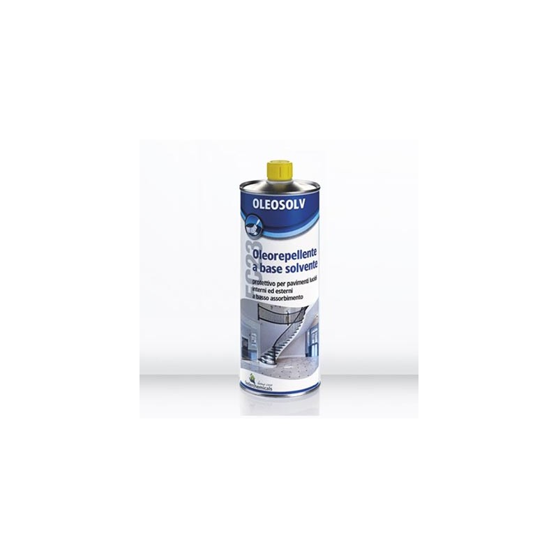 OLEOSOLV - FC23 Pavimentazione - pulizia manutenzione protezione Ferderchemicals s.r.l