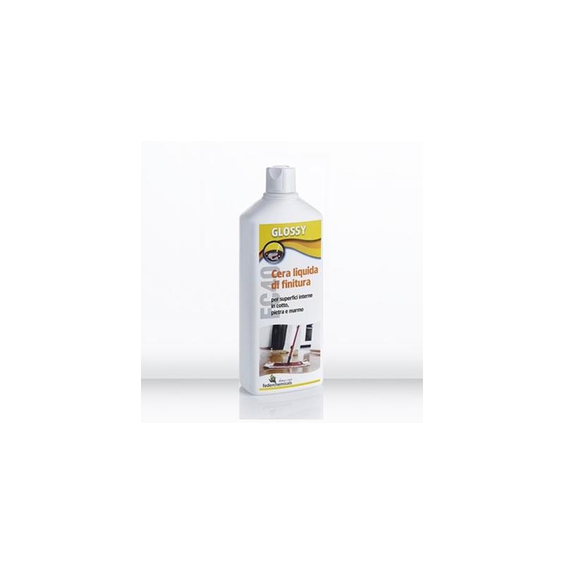 GLOSSY - FC40 Pavimentazione - pulizia manutenzione protezione Ferderchemicals s.r.l