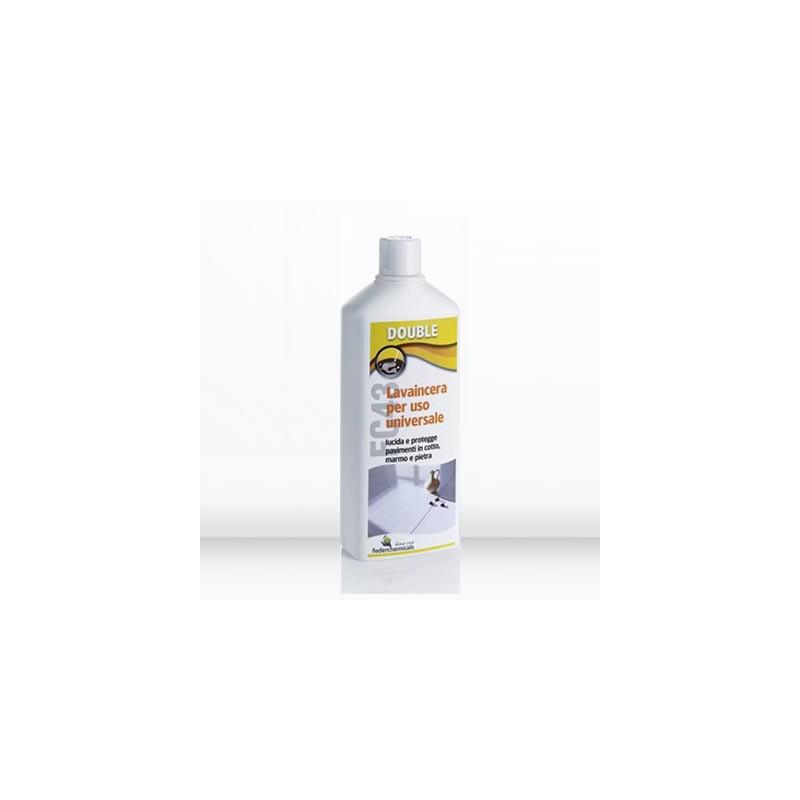 DOUBLE - FC43 Pavimentazione - pulizia manutenzione protezione Ferderchemicals s.r.l