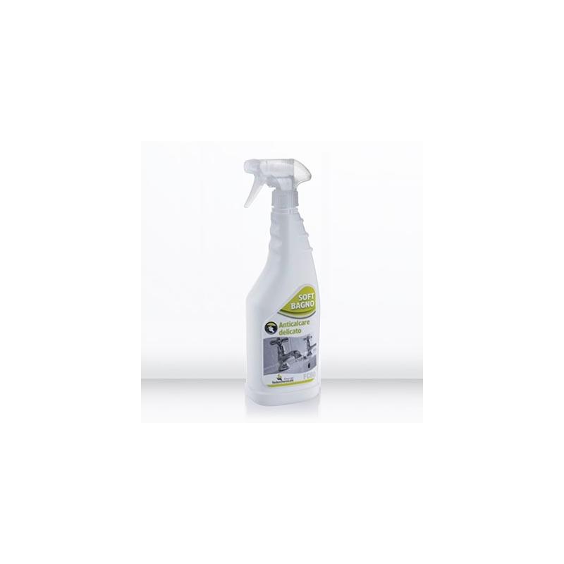 SOFT BAGNO - FC60 Ambienti domestici - pulizia manutenzione Ferderchemicals s.r.l