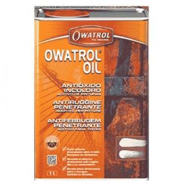 Owatrol Oil Superfici Metalliche Owatrol