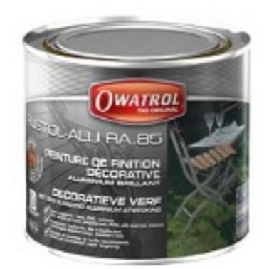 RA85 (Rustol Alu) Superfici Metalliche Owatrol
