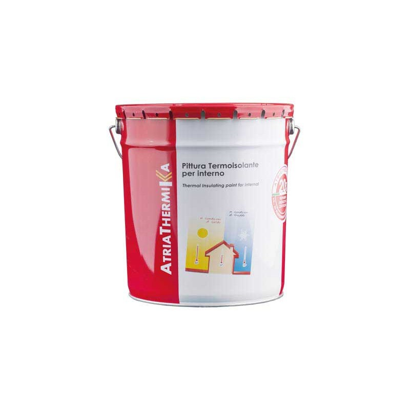AtriaThermiKa Pittura termica antimuffa per risparmio energetico Atria