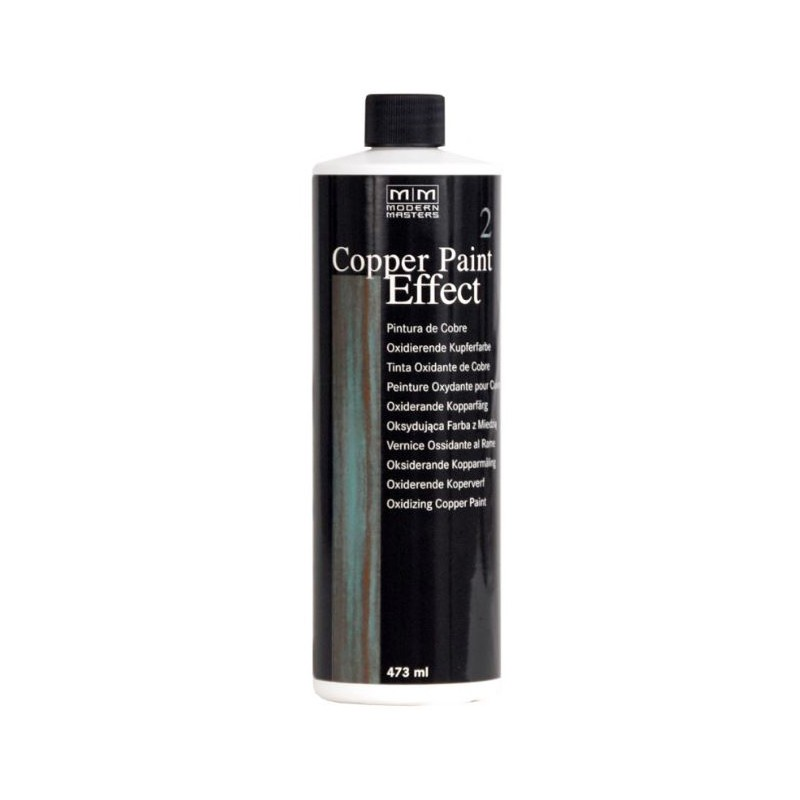 Effect Vero Rame - Copper Effetto Verderame Modern Masters Inc.