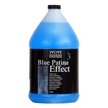 Patina Ossido Blu - Blue Effetto Bronzo (Blue-Bronze) Modern Masters Inc.