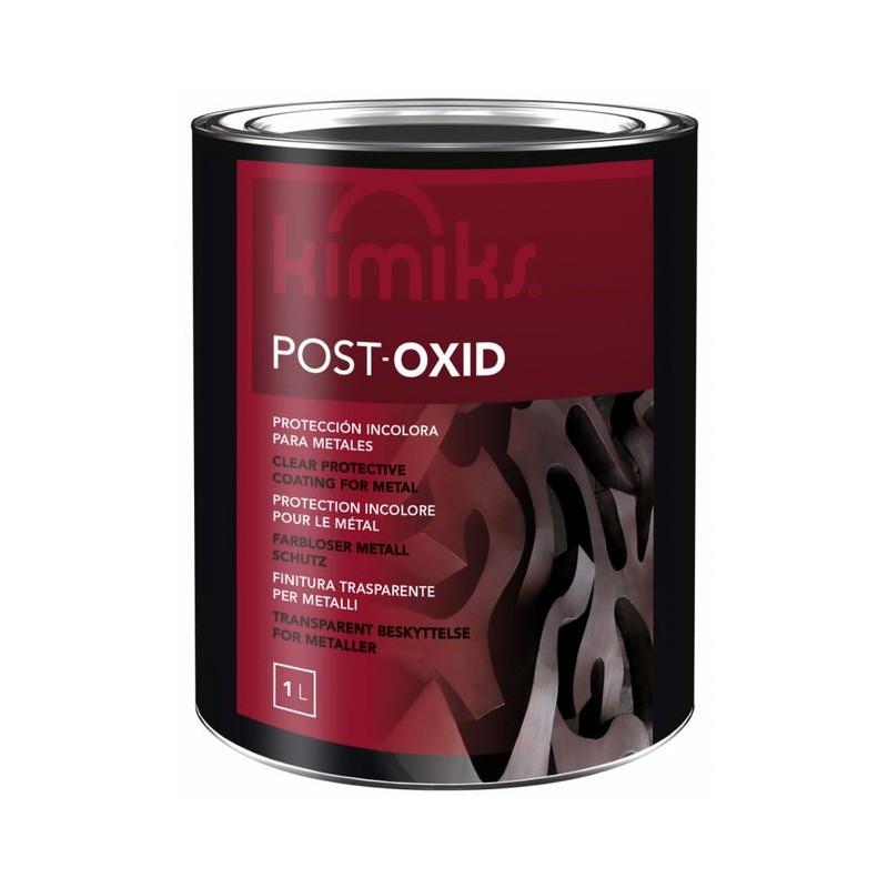 Kimiks Post Oxid Superfici Metalliche Kimiks