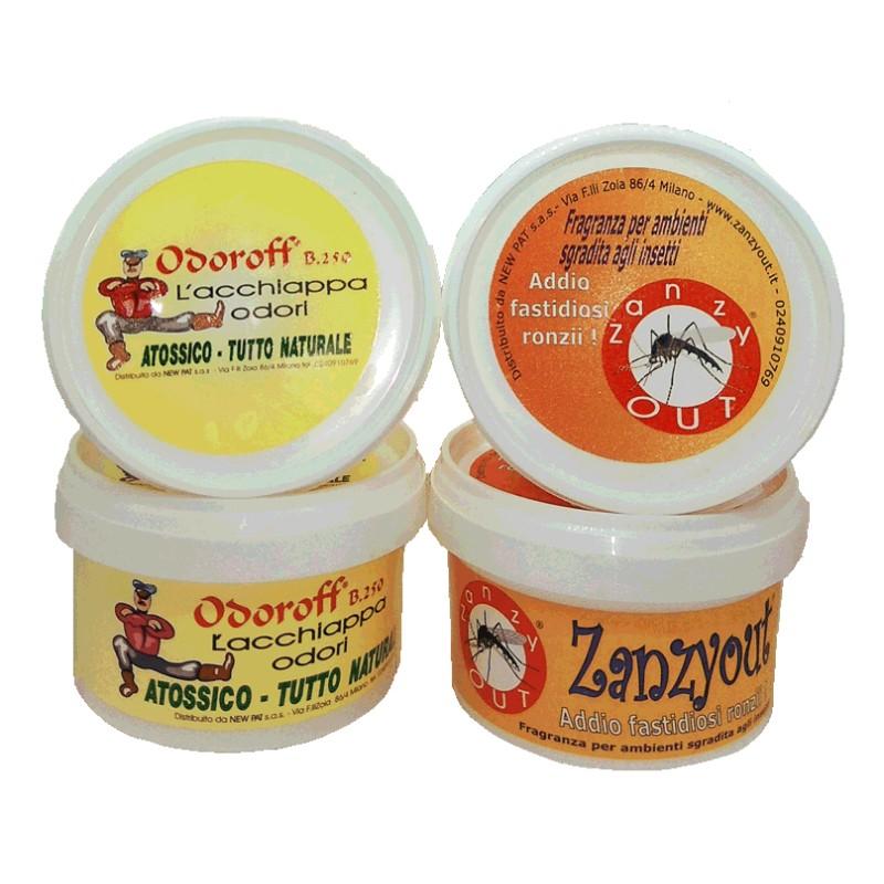 Odoroff & Zanzyout Prodotti Naturali