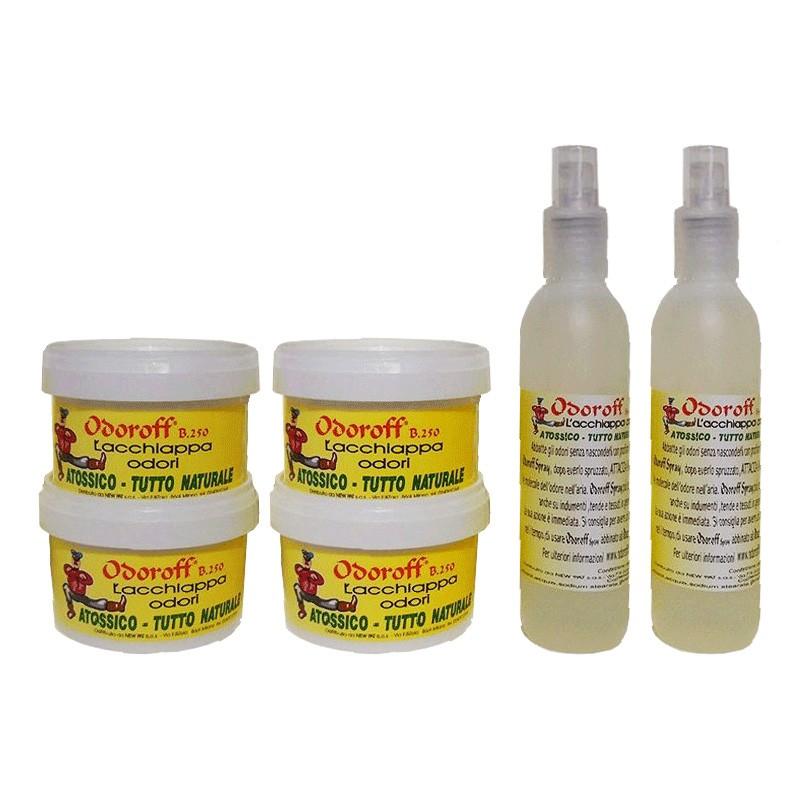Offerta Odoroff - Pacchetto Autunno Prodotti Naturali