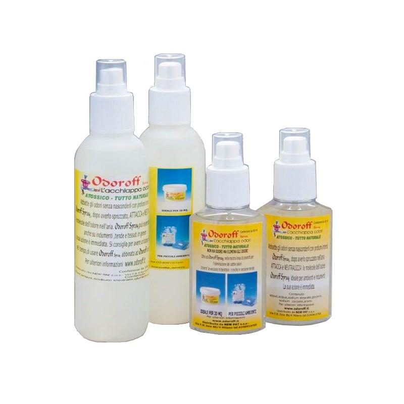 Offerta Odoroff - Pacchetto Pearl Prodotti Naturali